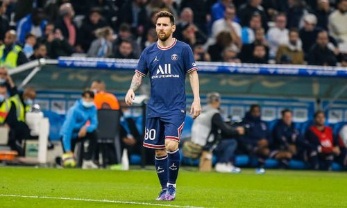 Lionel Messi is 'ISOLATED' at PSG, claims Thierry Henry