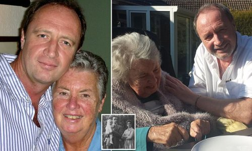 Bittersweet joy of freeing Mum from her care home