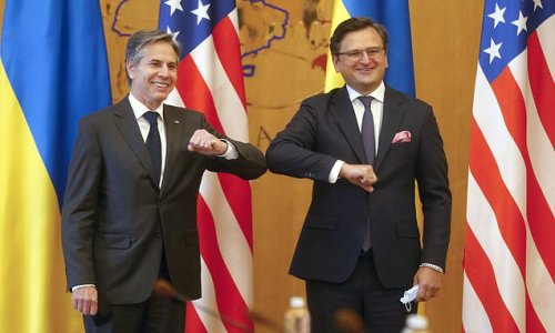 US will respond to Russian aggression, warns Anthony Blinken