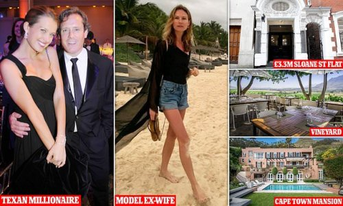 Ex-wife of tycoon 'hasn't paid her a PENNY of their £5.8m divorce'