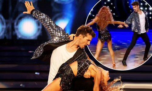 Bachelor Matty 'J' Johnson: mixed reviews for Dancing With The Stars