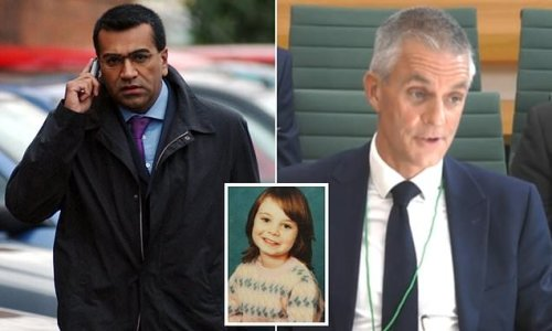 BBC chief is 'appalled' Martin Bashir lost murdered girl's clothes