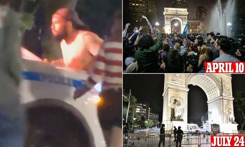 Washington Square Park party host arrested after months of chaos