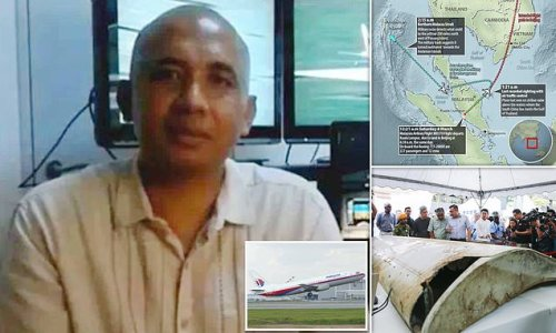 MH370 pilot 'carefully planned' his flight path to avoid leaving clues