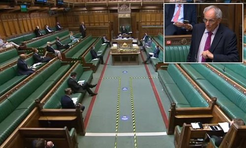 Sixty MPs including 49 furious Tories rebel against government
