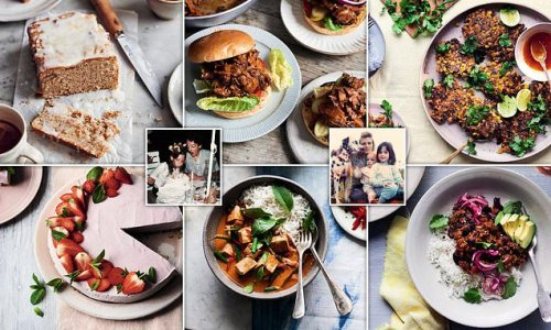 Linda McCartney's most delicious plant-based recipes from a new book