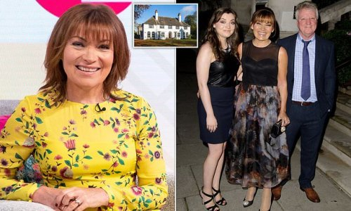 TV star Lorraine Kelly now worth over £3.8m after tax tribunal ruling