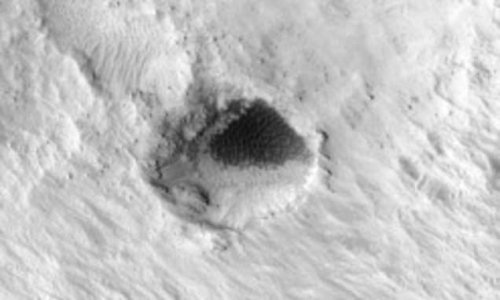 Volcanoes on Mars could be geologically ACTIVE, study finds