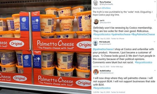 Costco removes Palmetto Cheese after BLM comments