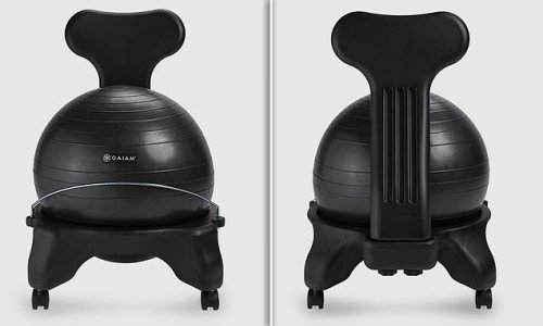Gaiam: The chair everyone wants for their home offices in 2021