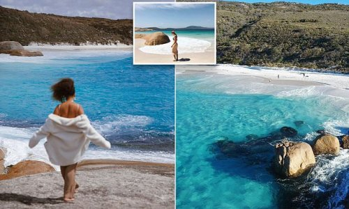 This Aussie bay has been dubbed 'paradise on earth'