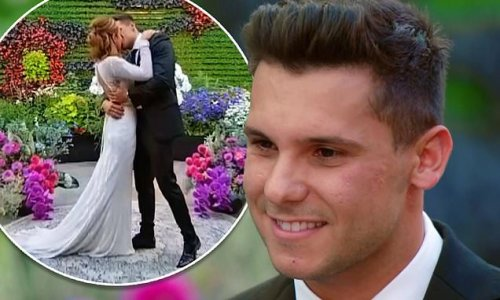 MAFS Johnny Balbuziente confesses his love for Kerry ...