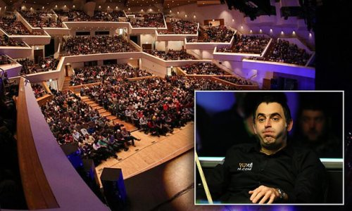 O'Sullivan hits out at 'flat' Northern Ireland Open atmosphere