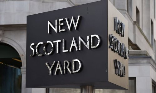 Serving Met Police constable, 28, is charged with rape