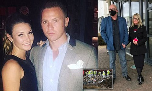 'My life stopped day he disappeared': Father of Corrie McKeague