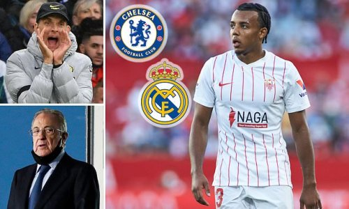 Real Madrid looking to beat Chelsea to Jules Kounde signing