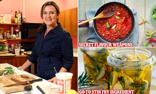 Celebrity cook Donna Hay reveals her 'secret flavour weapons'
