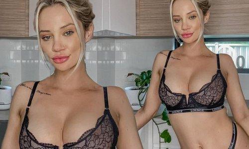 MAFS Australia: Jessika Power teases fans in revealing lingerie