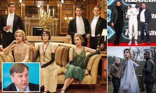 BBC and ITV will be ordered to make more 'distinctively British' shows