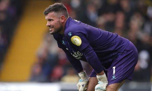 Watford fans take aim at Ben Foster