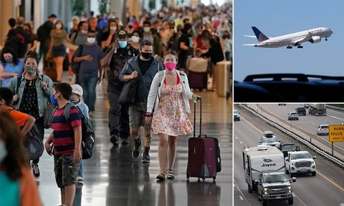 Nearly 48m Americans expected to hit the roads for July 4 holiday