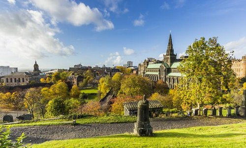 Discover Glasgow's eco-credentials as the city hosts the COP26 summit