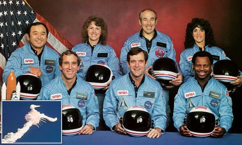 Challenger crew likely SURVIVED first seconds after explosion