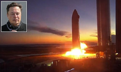 SpaceX fires up its SN20 Starship prototype for the first time
