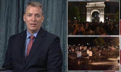 NYPD to patrol Washington Square Park to enforce closing times