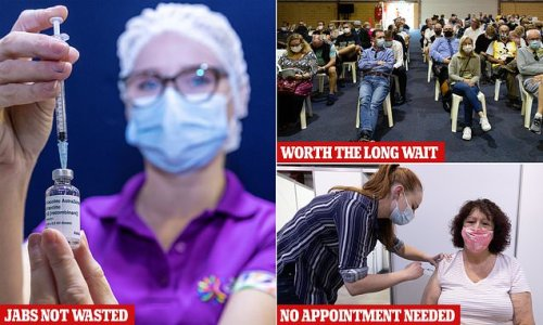 Young Australians in WA getting Pfizer Covid jab without appointment