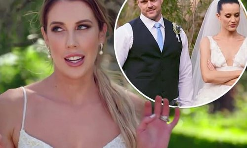 Married At First Sight recycled Ines Basic storyline with Beck Zemek?