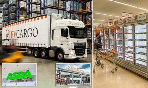 Supermarket food distributor goes BUST amid HGV driver chaos