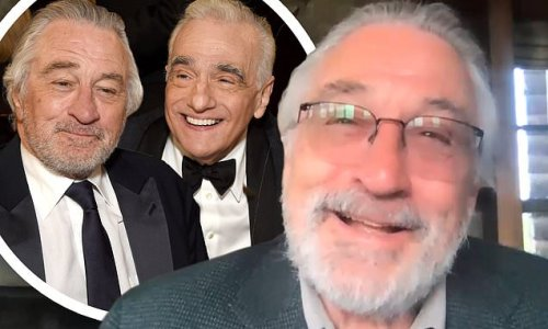 Robert De Niro is recovering from injury after filming Scorsese flick