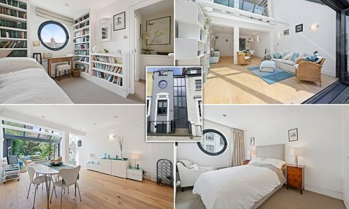 London extremely narrow home just four metres wide on sale for £1.7m