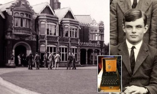 Alan Turing 'was NOT driven to suicide after conviction for being gay'