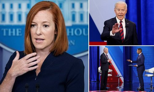 Biden promises to police social media but comes undone on COVID claims