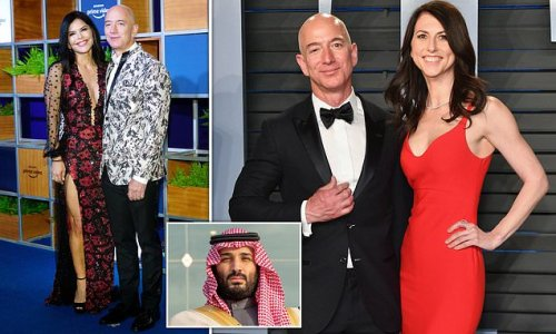 How Amazon boss Jeff Bezos was exposed as a love cheat