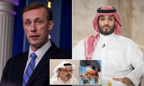 Jake Sullivan will travel to Saudi Arabia to smooth over relations
