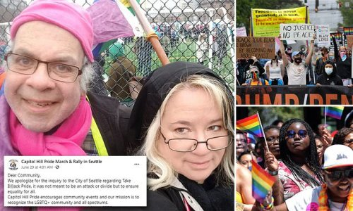 Seattle Pride organizers apologize after complaint on reparations fee