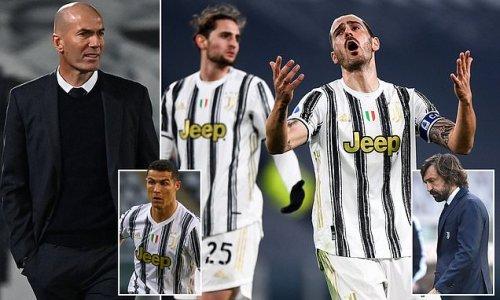 Juventus want Zidane as their next boss after he flirted with a return