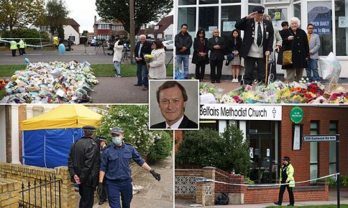 Sir David Amess reported 'upsetting' threat to police before death