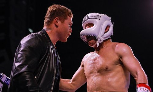 JEFF POWELL: Chavez passes Mexico's boxing torch to heir Canelo