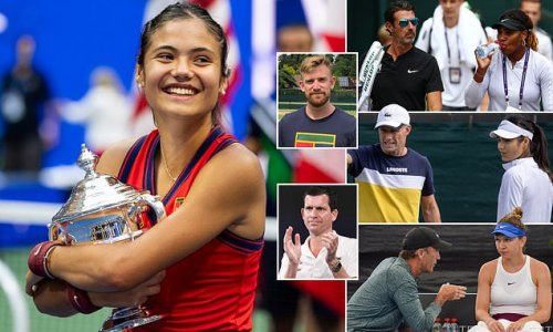 Who will be British No 1 Emma Raducanu's next mentor and coach?