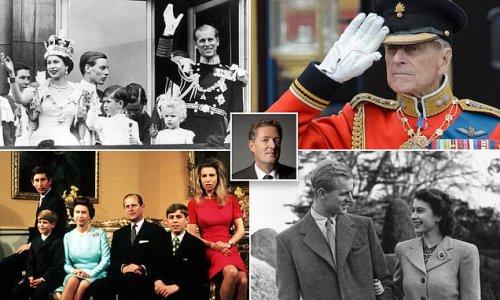 PIERS MORGAN: Thank you, Prince Philip - a ferociously loyal man