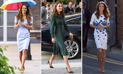 Kate Middleton fans can now rent clothes from her favourite brand