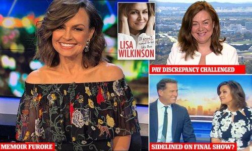 Lisa Wilkinson's book fact checked over Karl Stefanovic takedown