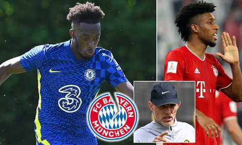 Bayern target Hudson-Odoi 'wants to STAY & fight for his Chelsea spot'