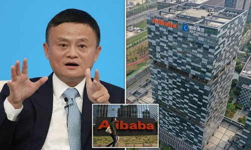 China fines e-commerce giant Alibaba a record £2bn