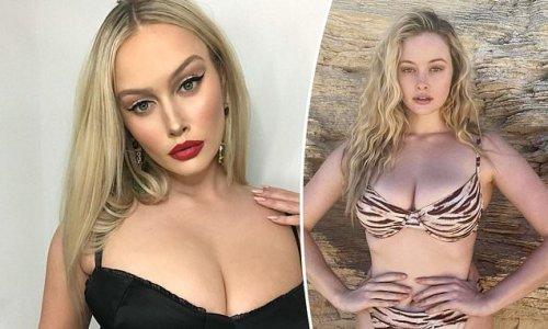 Model reveals the vile messages she gets from random men on Instagram