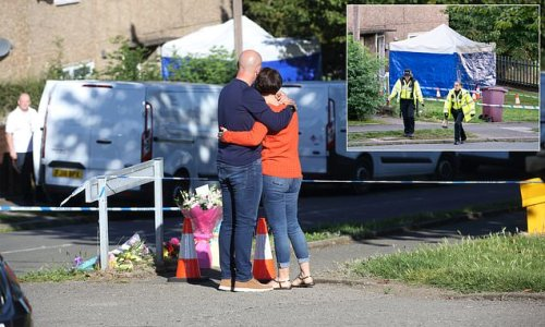 Father of two children found dead in house in Derbyshire pays tribute